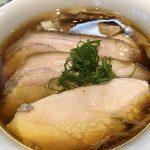 トイボックス(ラーメン/三ノ輪)<br>鶏スープと鶏油のコラボレーション