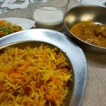 アールティ(インド料理/秋葉原)<br>コスパが高いビリヤニランチ + ミニチキンカレー